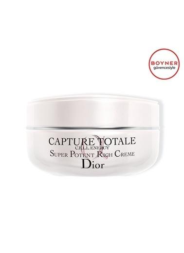 Dior Dior Rich Cream Jar 50 ml Onarıcı Krem Renksiz
